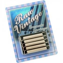 RVTS-1 (5-pc set) Tremolo Springs Raw Vintage