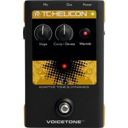 VoiceTone T1 effetto voce TC Helicon