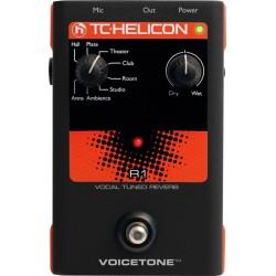 VoiceTone R1 effetto voce TC Helicon