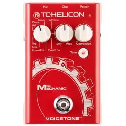 Mic Mechanic effetto voce TC Helicon