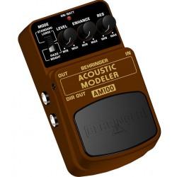 AM100 Acoustic Modeler pedale Behringer