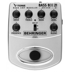 BDI21 effetto a pedale Behringer