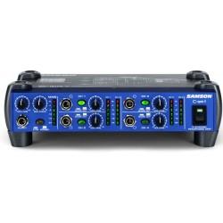 C-QUE8 amplificatore per cuffie 4 canali Samson