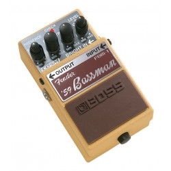 FBM-1 pedale effetto per Fender Bassman 59 Boss
