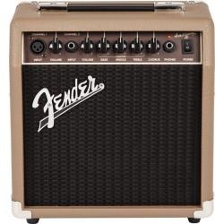 Acoustasonic 15 ampli chitarra acustica Fender