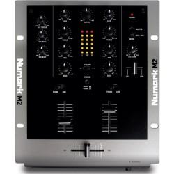 M2 mixer due canali con preascolto Numark