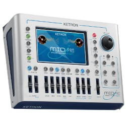 MIDJPRO Player professionale Ketron