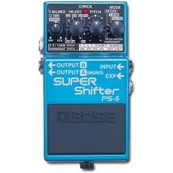 PS-5 super shifter Boss