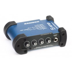 S-AMP amplificatore per Cuffie Samson