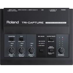 UA-33 TRI-CAPTURE Interfaccia audio USB Roland