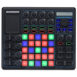 CONSPIRACY controller MIDI Samson