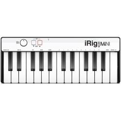 iRig Keys MINI Mini master keyboard a 25 tasti IK Multimedia
