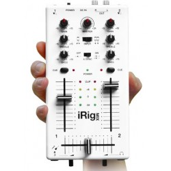 iRig MIX mobile mixer IK Multimedia