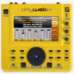 Okyweb 4 Midi e Mp3 Player M-Live