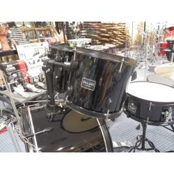 DS-001 Drum Set 5 pezzi nera Mi.Lor Drum