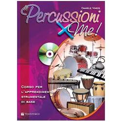 MB185 Le Percussioni x Me!