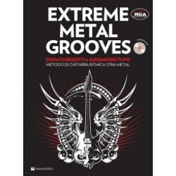 MB275 Extreme Metal Grooves + CD