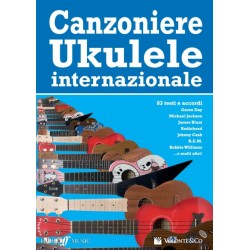 MB290 Canzoniere Ukulele in italiano