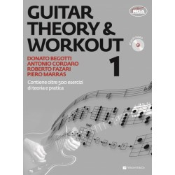 MB299 Guitar Theory & Workout v.1+CD