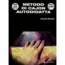 MB313 Metodo di Cajon Autodidatta