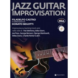 MB316 Jazz Guitar Improvisation + CD