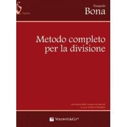 METODO COMPLETO PER DIVISIONE