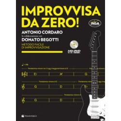 Improvvisa da zero! + DVD
