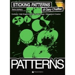 Sticking patterns edizione italiana + CD