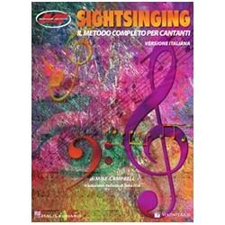 MB74 Sightsinging il metodo completo per cantanti