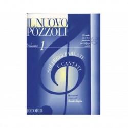 MK17398 SOLFEGGI PARLATI CANTATI 1+CD