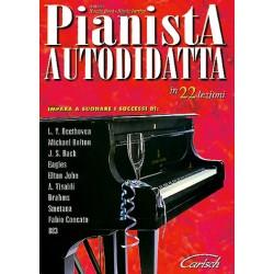 ML1676 Pianista Autodidatta, in 22 Lezioni