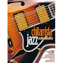ML2279 Chitarrista Jazz Autodidatta