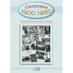 ML2323 Canzoniere 1900 - 1950