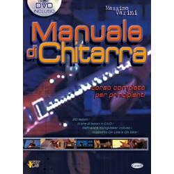 MANUALE DI CHITARRA V.1 + DVD