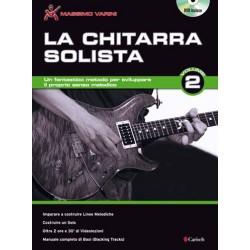 CHITARRA SOLISTA 2 + DVD