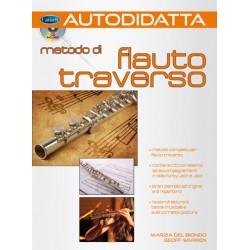 ML3443 Metodo di Flauto Traverso autodidatta