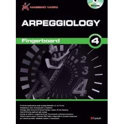ML3586 FINGERBOARD 4 ARPEGGIOLOGY+DVD