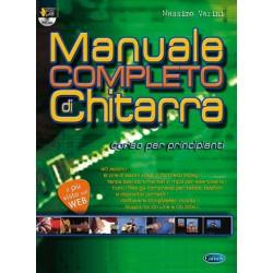 ML3621 Manuale completo Chitarra + DVD