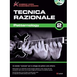 ML3656 Tecnica raz 2 patternology + DVD