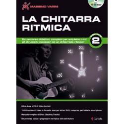 ML3767 LA CHITARRA RITMICA V.2 + DVD