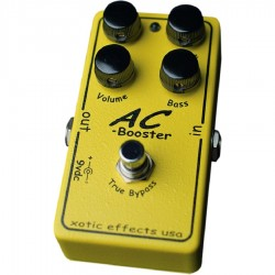 Xotic AC Booster pedale chitarra elettrica