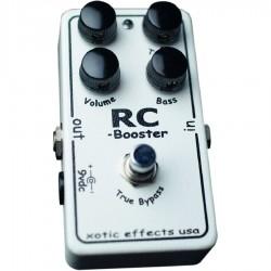 RC Booster pedale chitarra elettrica Xotic