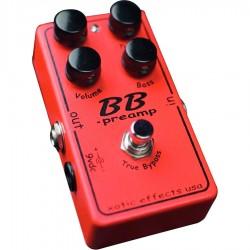 BB Preamp pedale chitarra elettrica Xotic