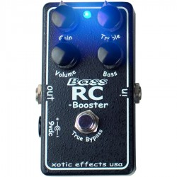 Bass RC Booster pedale per basso Xotic