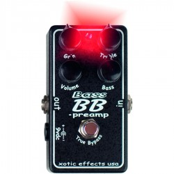 Bass BB Preamp pedale per basso Xotic