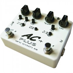 AC Plus pedale chitarra elettrica Xotic