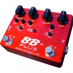 BB Plus pedale chitarra elettrica Xotic