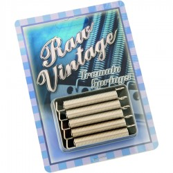 RVTS-1 (5-pc set) Tremolo Springs Raw Vintage