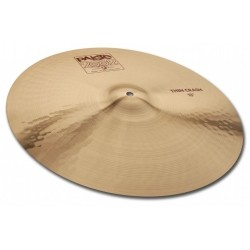 Paiste 2002 18 Thin Crash piatto