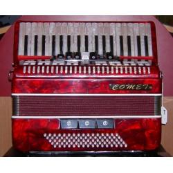 Fisarmonica 80 bassi Comet